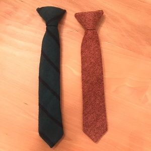 Other - Roolee boys ties